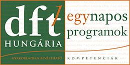 dft hungária - egynapos programok logo